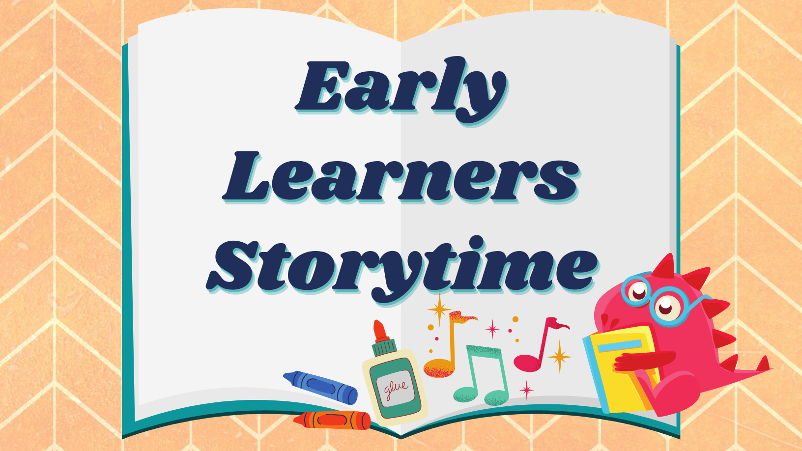 Early Learners Story Time
